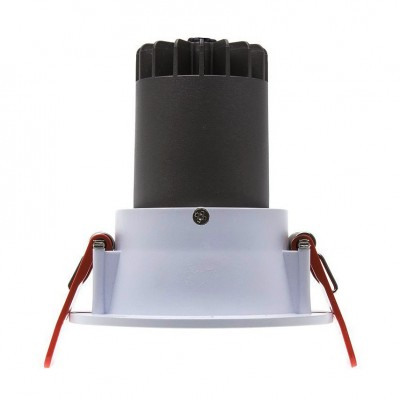 Spot LED CREE-COB 10W Encastrable FML-CC-10W Spot LED Rond encastrable
