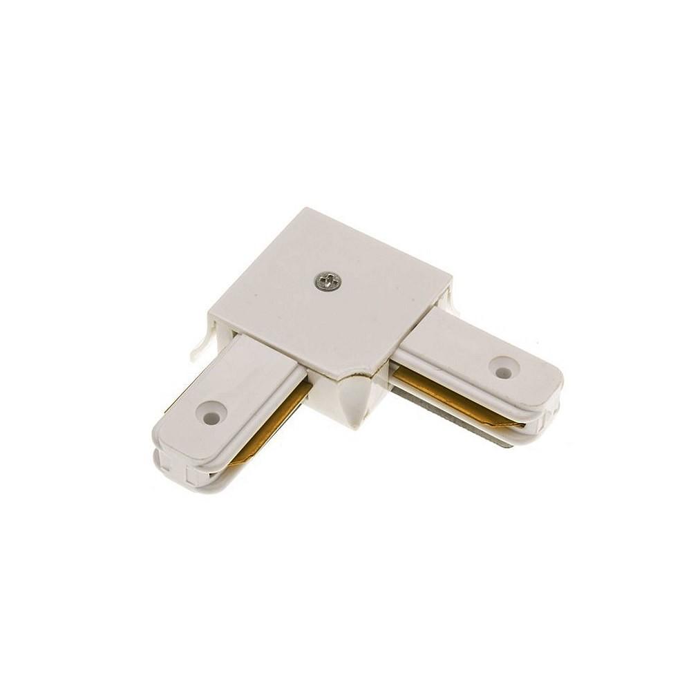 Connection Type L pour Rail Monophasé CTL-PC-M Accessoire Spot LED / Rail