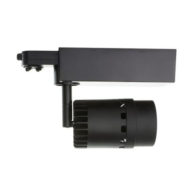 Spot LED CREE 20W Noir pour Rail Triphasé KM-FLCCT-20 Spot LED rail Triphasé