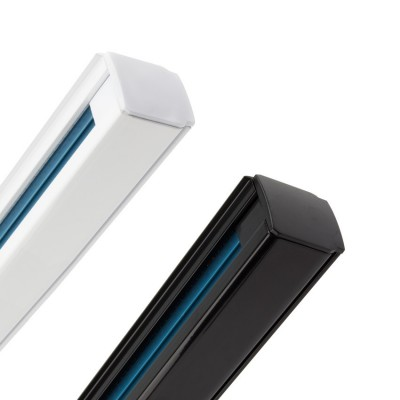 Rail Triphasé pour Spots LED 1 Métre KM-CTFL-1M Accessoire Spot LED / Rail