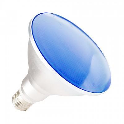 Ampoule LED E27 PAR38 15W IP65 Lumière bleu LMPR-273865-15-A E27 Par38 / Par30 / Par56