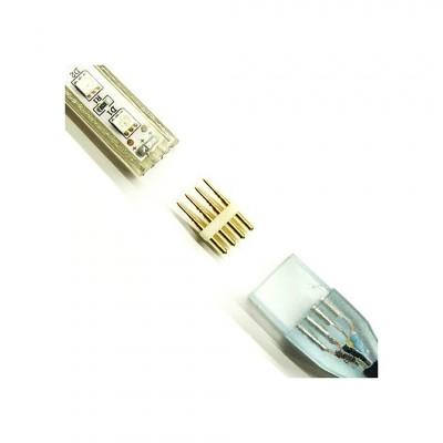 Connecteur 4 PINS Ruban LED RGB 220V SMD5050 C4P-TLM-220 Accessoirs bobine LED