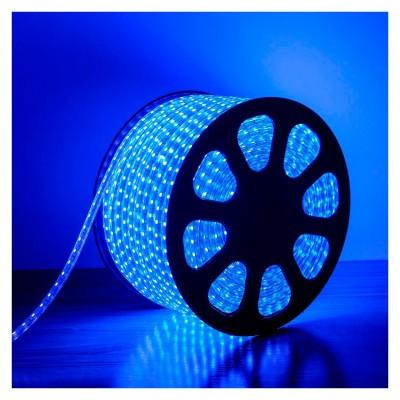 Bobine LED 220V AC SMD5050 60 LED/m RGB (50 Mètres) EL-14W60RGB-50-220V Bobine LED couleur