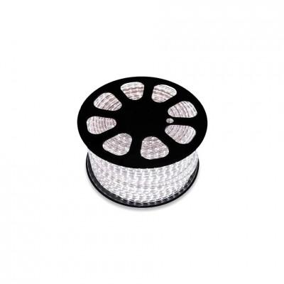 Bobine LED 220V AC SMD5050 60 LED/m Blanc Chaud (50 Mètres) EL-14W60WW-50-220V Bobine LED monochrome