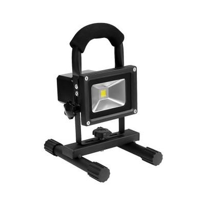 Projecteur LED Portatif avec Batterie Blanc Froid 20W GL-PMF-20