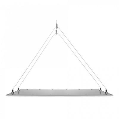 Kit de Suspension 'Y' pour Panneau LED KITPAN-2 Kit Suspension pour Panneau