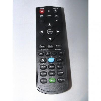 Telecommande OPTOMA S311 X313 W310 OP.FX.J8947-0384-00 Télécommandes OPTOMA