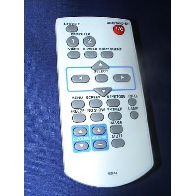 Telecommande Sanyo PLC-XW200 6451010766 Télécommandes Sanyo
