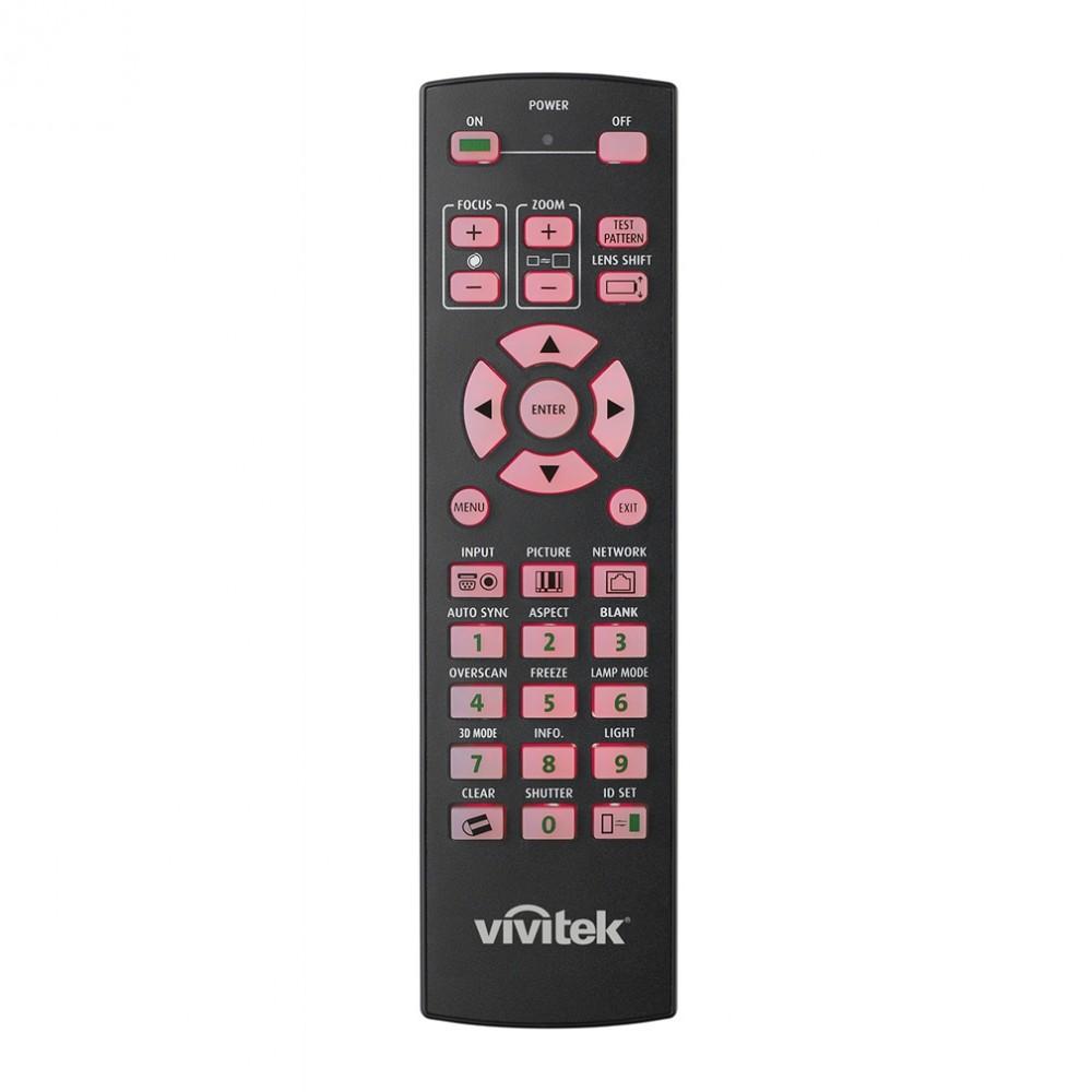 Telecommande Vivitek D8800NL 5041824900 Télécommandes VIVITEK