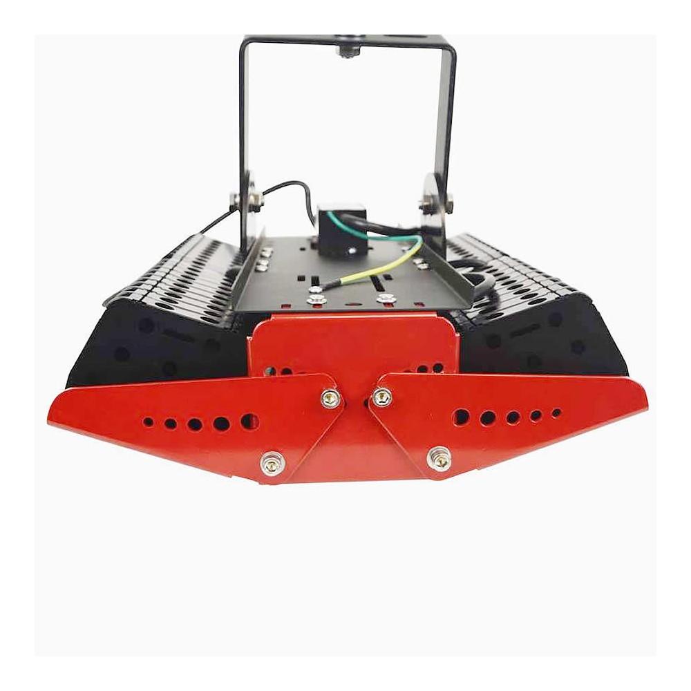 projecteur led industriel asym trique triple 150w. Black Bedroom Furniture Sets. Home Design Ideas