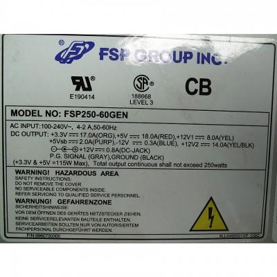 FSP250-60GEN FSP250-60GEN Alimentation