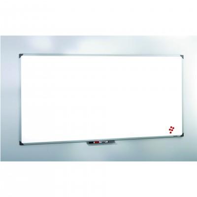 TABLEAU BLANC MAGNETIQUE  Tableau Blanc émaillé  . TABLEAU NF EMAILLE BLANC 120x180 .   120x200