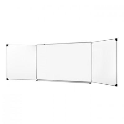 TABLEAU D ECRITURE TRIPTYQUE  Tableau Triptyque blanc