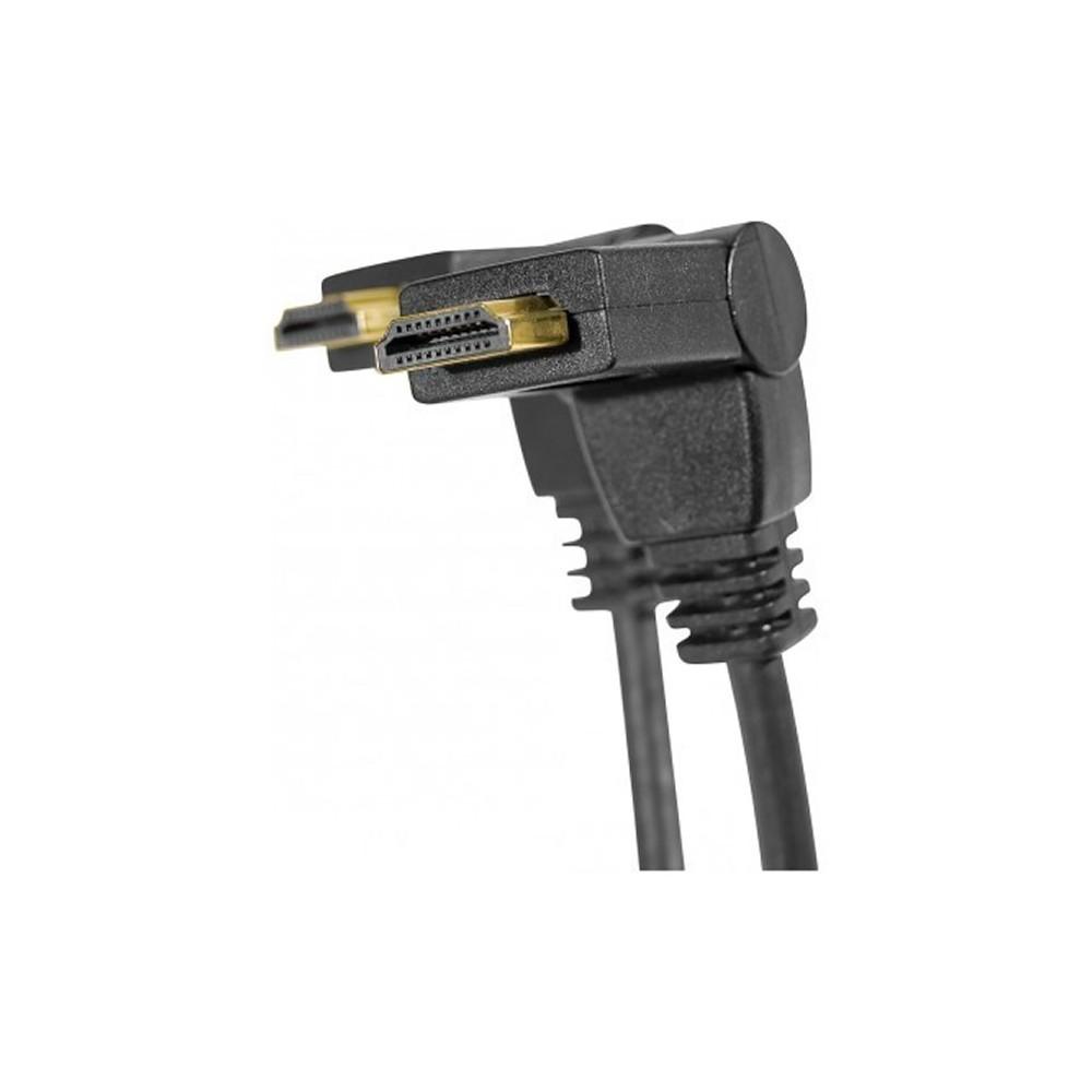 Câble HDMI high speed A/A Articule 1 m  Câble