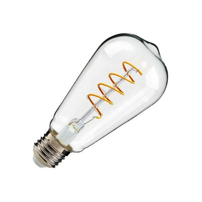 Ampoule LED E27 Dimmable Filament Tear ST64 4W B-REG-FIL-TR-ST64-4 Ampoule Design