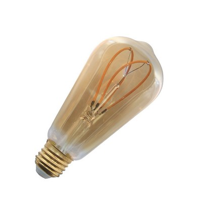Ampoule LED E27 Dimmable Filament Love ST64 4W B-REG-FIL-LV-ST64-4 Ampoule Design
