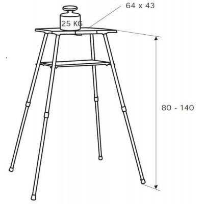 TABLE DE PROJECTION FIXE  Table Fixe