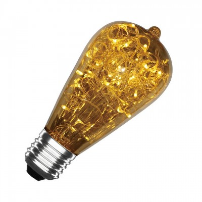Ampoule LED E27 Dimmable Filament Hada ST58 1W B-REG-FIL-HD-ST58-1 Ampoule Design