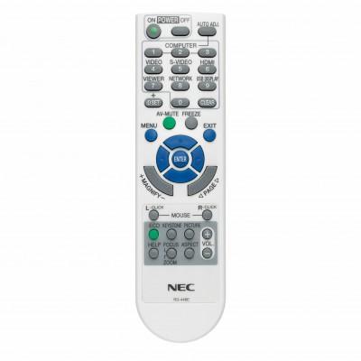 Telecommande NEC M230X M260X M350X M260W M420X M300X 7N900927 / RD448E Télécommandes NEC
