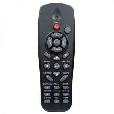 Télécommande OPTOMA EP720 / EP726 / DS306 / GT3000 45.88N01G001B 45.89U01G001 Télécommandes OPTOMA