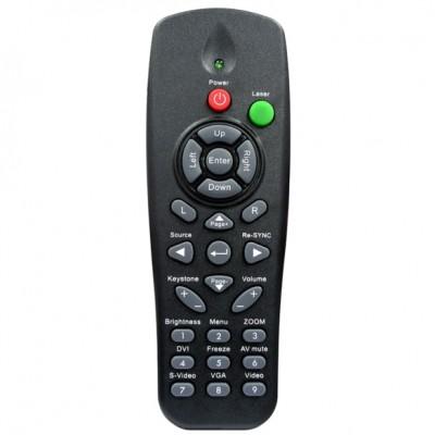 Télécommande OPTOMA EP721/EP723/EP727 45.88N01G001 Télécommandes OPTOMA