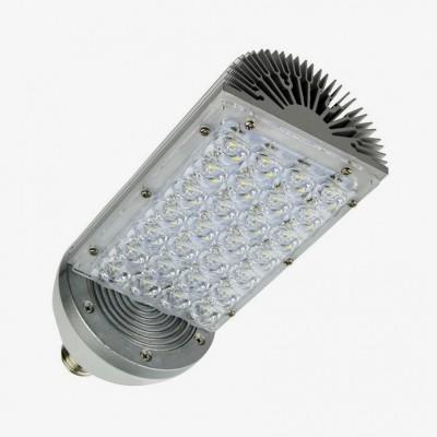 Lampe LED Éclairage Public E27 28W SJ-LD-28W-01 Ampoule LED E27
