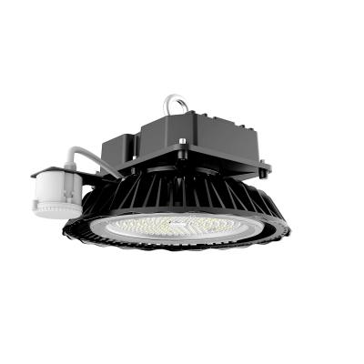 Cloche LED industrielle avec détecteur de présence . CAL-DM