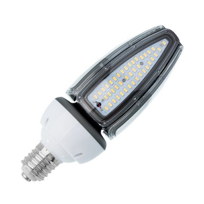 Ampoule LED Éclairage Publique Corn E40 50W IP65.  AP40-50
