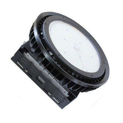 Cloche LED UFO 500W 130lm/W Mean Well HLG Dimmable Réf : UFO-130MNWR-500 Cloche LED Philips - UFO - Driverless