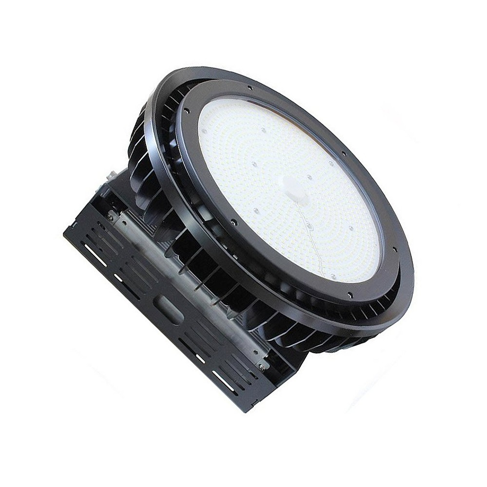 Cloche LED UFO 500W 130lm/W Mean Well HLG Dimmable.LED Philips - UFO - Driverless