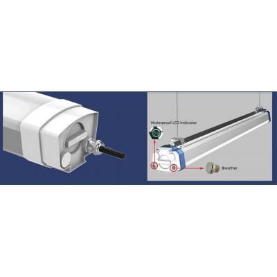 Réglette Étanche LED 900. TPL-900-40WU* Réglette led étanche 600 et 900
