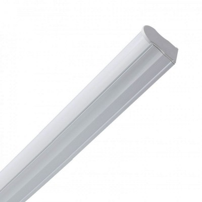 Réglette avec Tube LED Intégré T5 Batten 1200mm 18W Réf : BTTN-T5-120-18 Tube LED T5