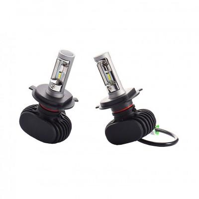 KIT Ampoules LED H4 20W pour voiture ou moto KT-H4 Eclairage led voiture et moto