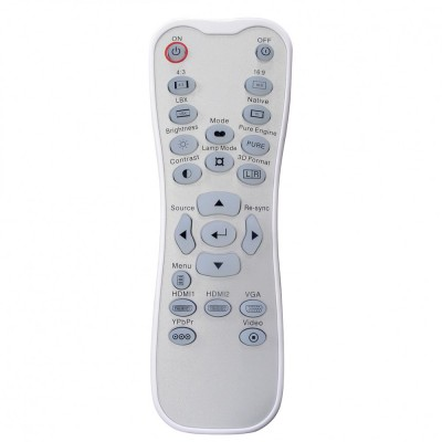 Telecommande OPTOMA HD26 HD141X GT1080 45.8ZE01G002 Télécommandes OPTOMA