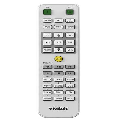 Telecommande Vivitek DW3321 5041846600 Télécommandes VIVITEK
