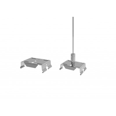Kit de Suspension Barre Linéaire LED Trunking 60W