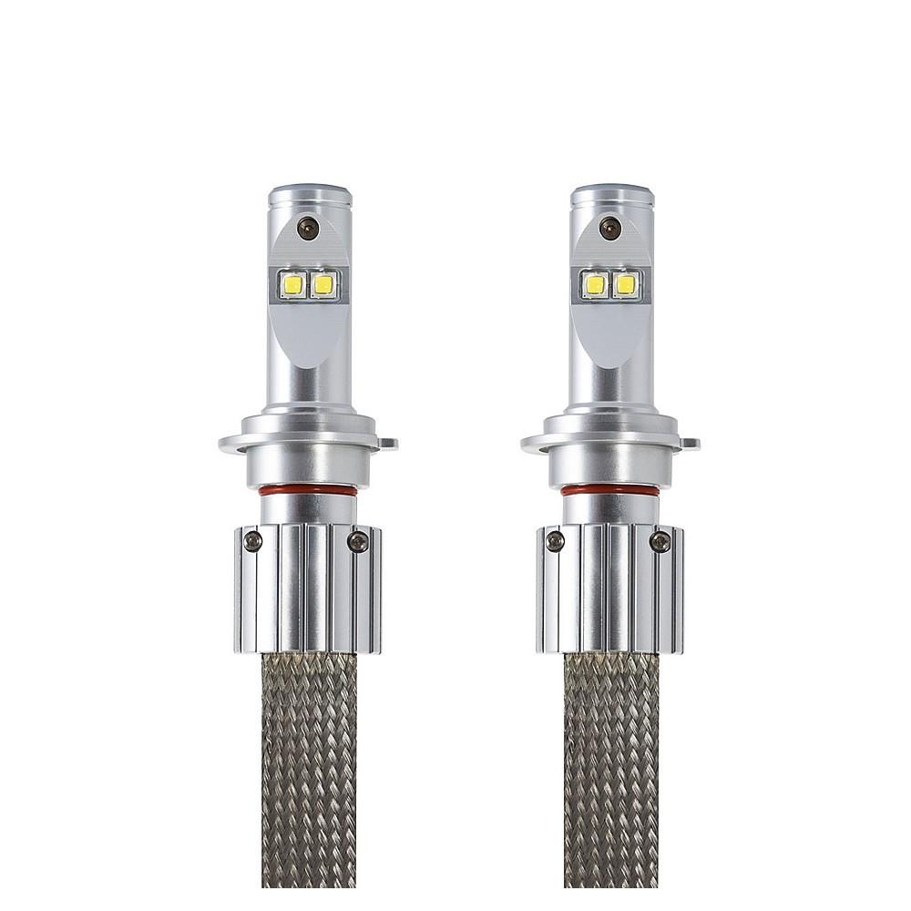 KIT Ampoules LED CREE H4 35W pour voiture ou moto. KT-H4-CR-35