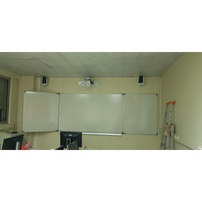 Installation videoprojecteur