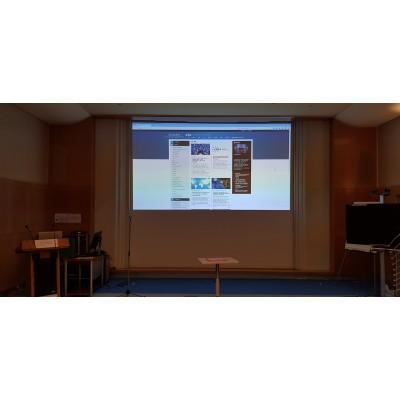 Installation de videoprojecteur  à Paris . installateur audiovisuel salle de classe