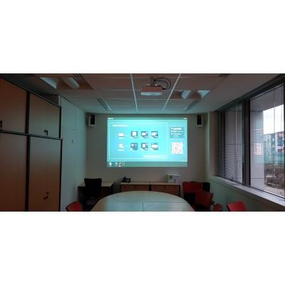 Installation de vidéoprojecteur  à Paris. installateur audiovisuel salle de classe
