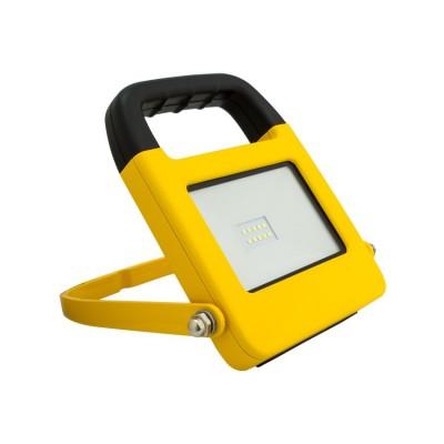 Projecteur LED Extra-Plat 10W à Batterie. FPSS-BTRN-10