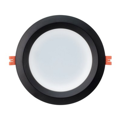 Downlight LED SAMSUNG 120lm/W Aéro 30W Noir LIFUD.PLAD-30-AN