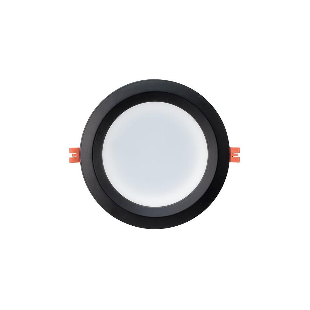 Downlight LED SAMSUNG 120lm/W Aéro 30W Noir LIFUD.PLAD-30-AN