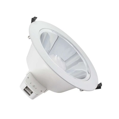 Downlight LED 25W Tª Couleur Sélectionnable (UGR19) . DL98C-8-25W