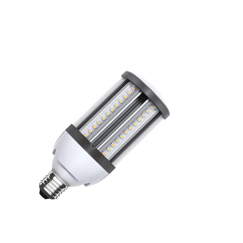 Lampe LED Éclairage Public Corn E27 18W,S-LED-6089W,éclairage de rue,eclairage public,