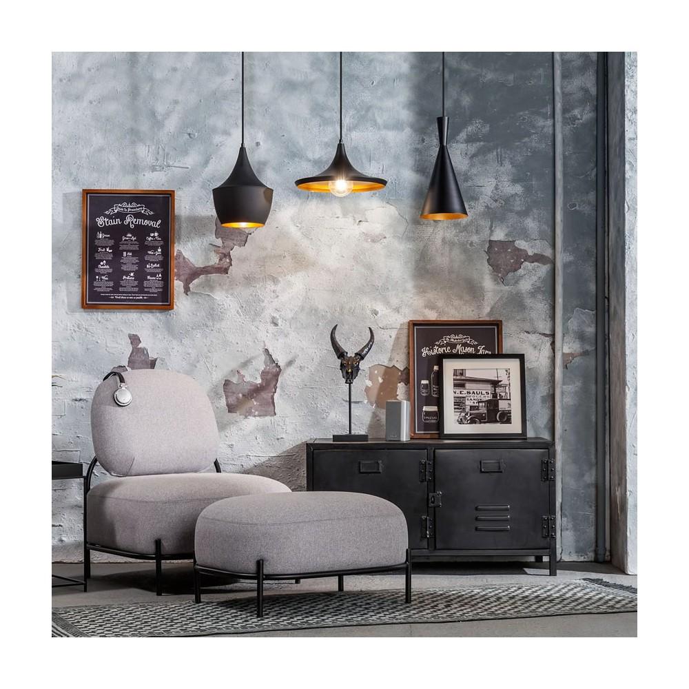 lampe suspendue lennon lampes suspendue design. Black Bedroom Furniture Sets. Home Design Ideas