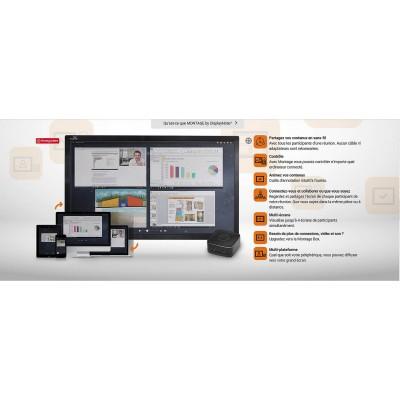 Ecran tactile EASYPITCH interactif 65'' 4K Advance