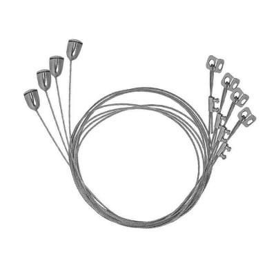 Câble de sécurité pour panneau led . câble panneau led