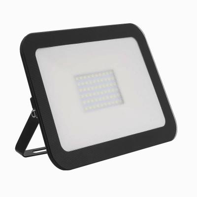 Projecteur LED Extra-Plat Crystal 50W Noir FPLSLM-NRBLK-50 Projecteur Extra-plat