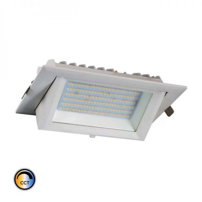 FC-PRCTR-LD-DRCC-RCT-SL-38,Projecteur LED Orientable Rectangulaire 38W, 